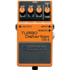 BOSS DS-2 Turbo Distortion - педаль эффектов