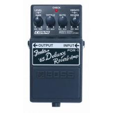 BOSS FDR-1 Fender '65 Deluxe Reverb-Amp - педаль эффектов