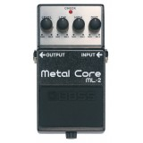 BOSS ML-2 Metal Core - педаль эффектов