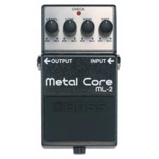 BOSS ML-2 Metal Core - педаль эффектов