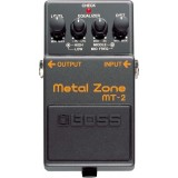 BOSS MT-2 Metal Zone - педаль эффектов