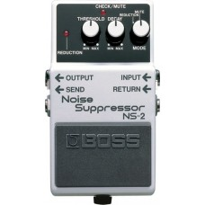 BOSS NS-2 Noise Suppressor - педаль эффектов
