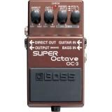 BOSS OC-3 Super Octave - педаль эффектов