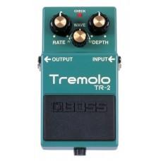 BOSS TR-2 Tremolo - педаль эффектов