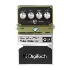 DIGITECH CM-2 Tube Distortion - педаль эффектов