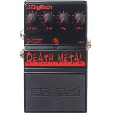 DIGITECH DDM Death Metal - педаль эффектов Distortion