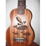 Deviser UK21-45 - укулеле сопрано