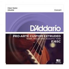 D'ADDARIO EJ65C - струны для укулеле концерт