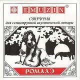 Эмузин 7РОМ Ромалэ - комплект струн для 7-струнной акустической гитары