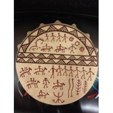 Бубен шаманский - 30 см