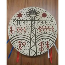 Бубен шаманский - 25 см