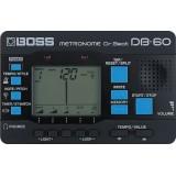 BOSS DB-60 - метроном электронный