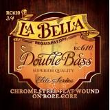 La Bella RC610 - струны для контрабаса размером 3/4