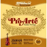 D'Addario J56W-4/4M Pro-Arte - струны для скрипки 4/4