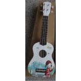 VESTON KUS 25WH - укулеле сопрано
