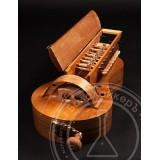 БалалайкерЪ HGE-01 Hurdy-gurdy Europe - колёсная лира европейская