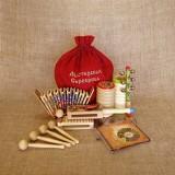 Мастерская Сереброва MS-K2-KT-01 - комплект инструментов «Музыкальный сувенир»