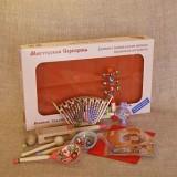 Мастерская Сереброва MS-K2-KT-07 - комплект инструментов «Антошка»