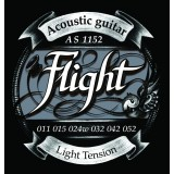 FLIGHT AS1152 - струны для акустической гитары