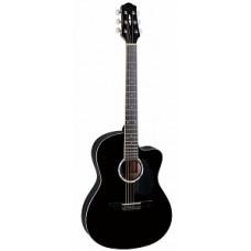 Naranda CAG240CBK - акустическая гитара с вырезом