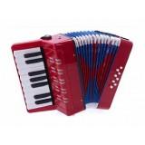 Aurus UC104-R - аккордеон сувенирный