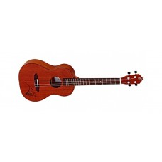 Ortega RU5MM-BA RU Series Mahogany - укулеле баритон