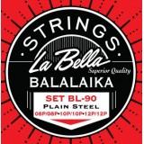 La Bella BL90 - струны для балалайки
