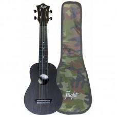 FLIGHT TUS 35 BK - Travel-укулеле сопрано