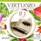 VIRTUOZO 00066 UKULELE - струны для укулеле сопрано, концерт