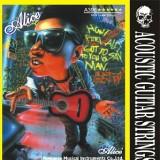 Alice A306P-SL - комплект струн для акустической гитары