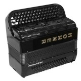 HOHNER Fun Nova II 80 Iight (A6002) black - аккордеон