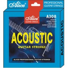 ALICE A308-SL - струны для акустической гитары
