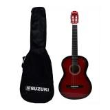 Suzuki SCG-2S+4/4RSB - классическая гитара