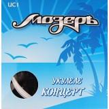 Мозеръ UC-1 - комплект струн для укулеле концерт