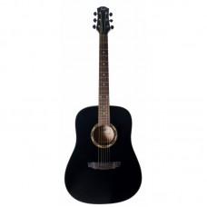 FLIGHT D-130 BK - акустическая гитара