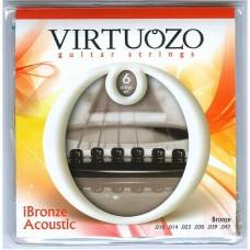 VIRTUOZO 00353 iBRONZE ACOUSTIC - комплект струн для акустической гитары