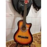 TERRIS TF-3802A NA - акустическая гитара